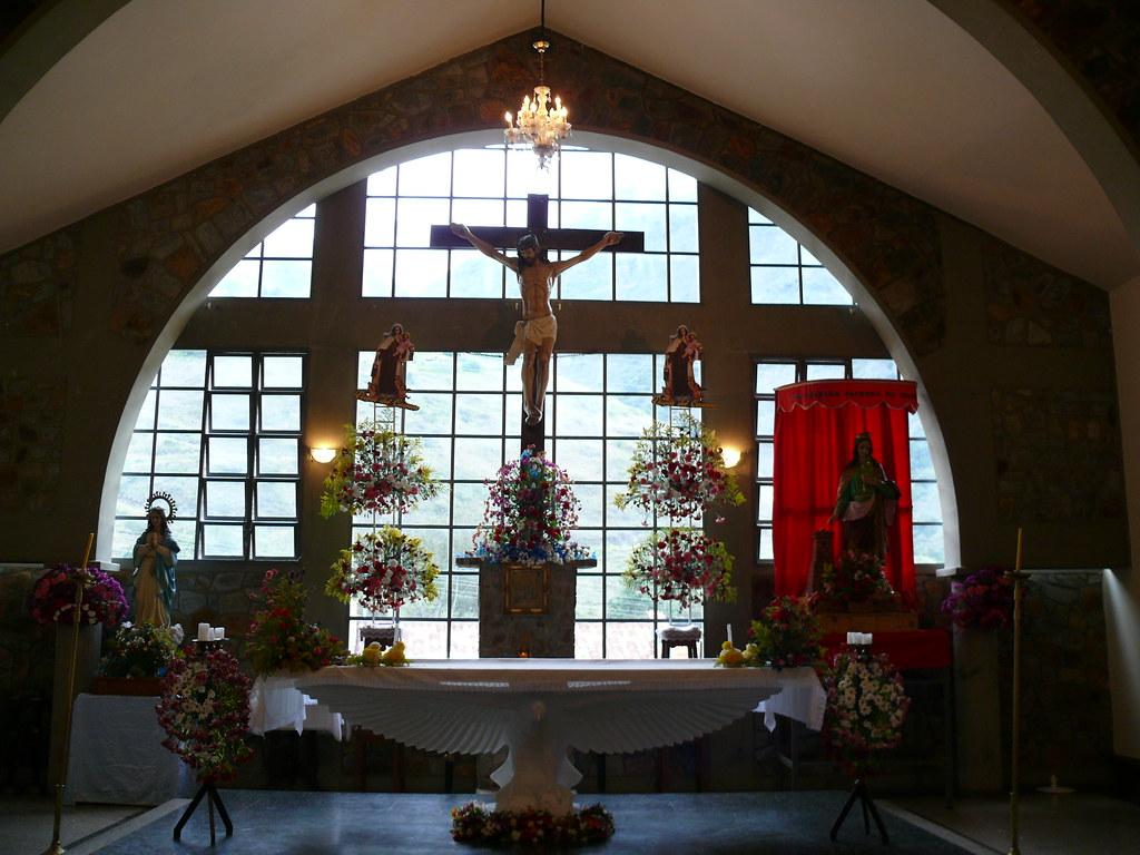 Iglesia de Chachopo , Estado Merida , Venezuela