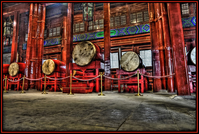 Drumtower (Beijing)
