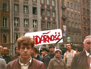 Radek Wojcik Solidarnosc München 1983