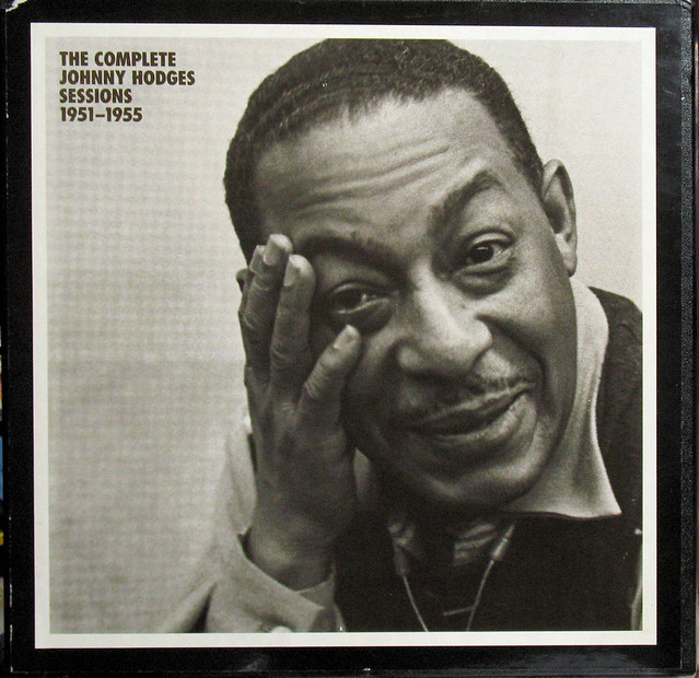 First Mosaic Records Johnny Hodges Box Set | Flickr - Photo Sharing!