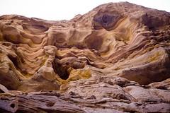 The Colored Canyon الأخدود الملون