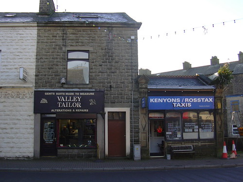 Valley Tailor Tailors - Repairs & Alterations 5, Manchester Road, Haslingden, Rossendale, Lancashire BB4 5SL