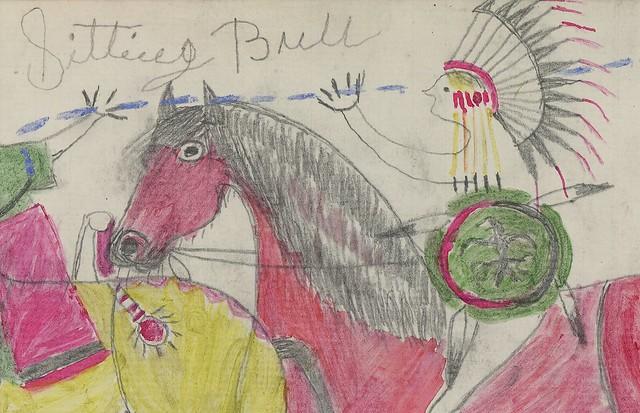 Sitting Bull's Signature
