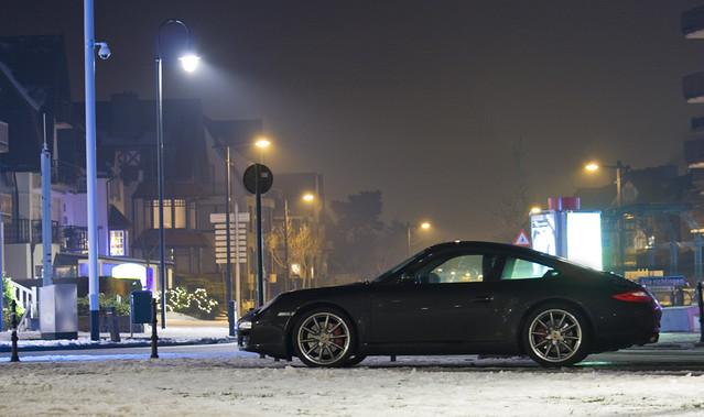 Porsche 911 @ Christmas.