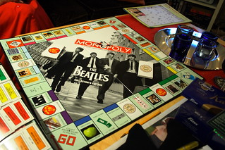 Monopoly: The Beatles (Photo by  Antti T. Nissinen, CC-BY)
