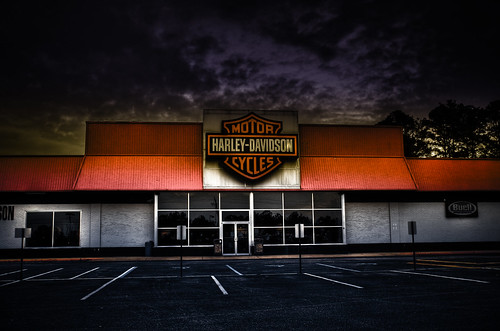 Harley-Davidson Shop (Albany, GA)