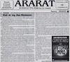 Interviu dat de Mirahorian in revista ARARAT in septembrie 1997