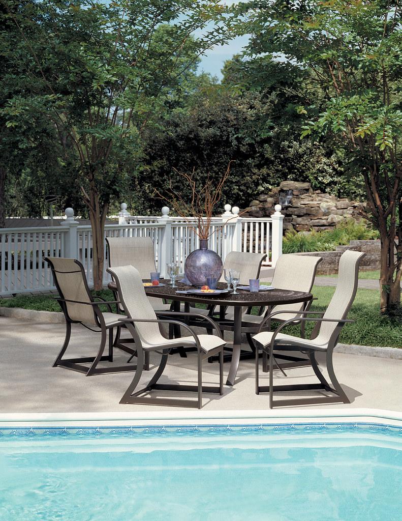 Winston Outdoor Furniture Key West Sling Www Winstonfurn Flickr
