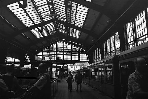 Friedrichstraße station, Berlin
