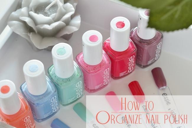 How to organize nail polish Eugli (7)