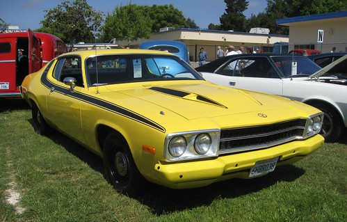 Plymouth Road-Runner - 1973