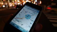 iPhone offline Google maps