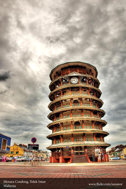 Teluk Intan Malaysia  city photo : Menara Condong, Teluk Intan, Perak, Malaysia | Flickr Photo Sharing!