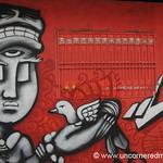Esteli, Nicaragua: Mayan Peace Dove?