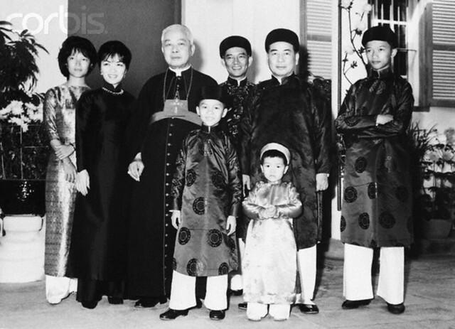 President Ngo Dinh Diem's Family