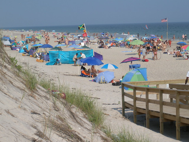 Visitors of N.J. nude beach face the increasing threat of