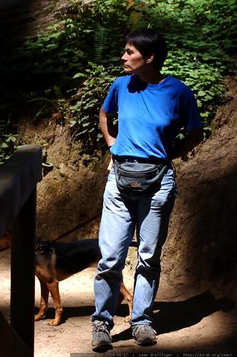 walking in the humboldt redwoods    MG 1014