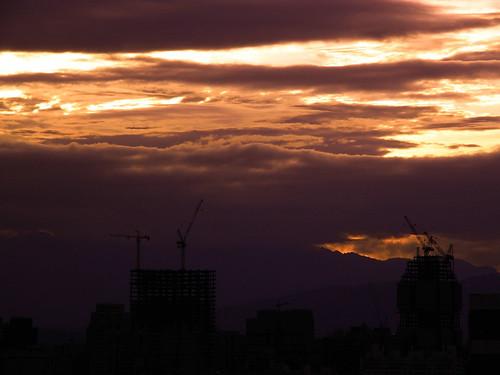 sunrise taichung 台中 早晨