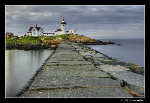 lighthouse landscape massachusetts newengland gloucester hdr capeann 5xp easternpointlighthouse jamesneeley