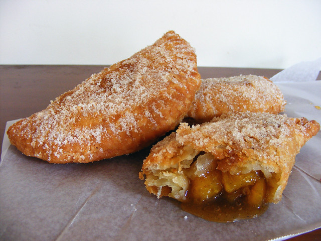 "Fried Peach Pies AKA ""Hand Pies"" 