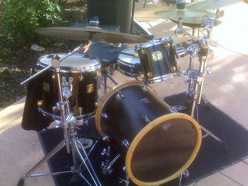My Jazz Drumset