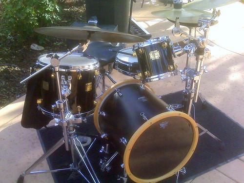 My Jazz Drumset