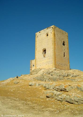 Castillo de la Estrella,Teba (Málaga)