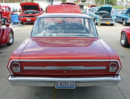 1964 Chevrolet Chevy II Nova 2-Door Sedan Street Machine (8 of 8)
