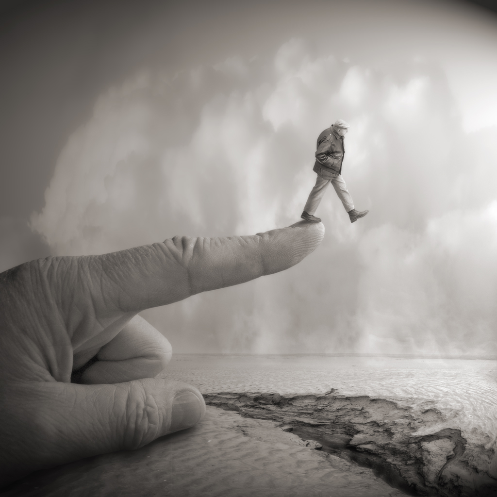 Follow the Finger