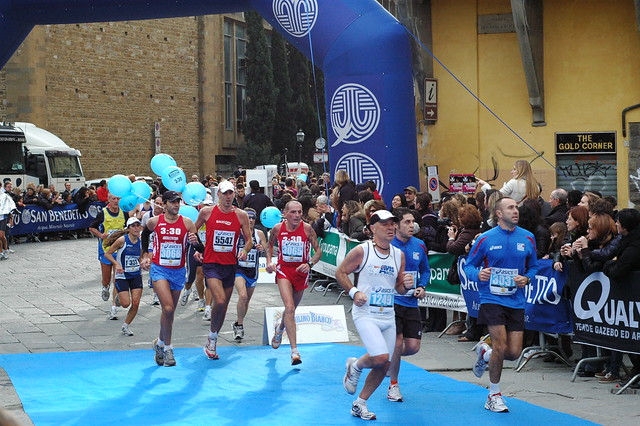 Florence Marathon 2009