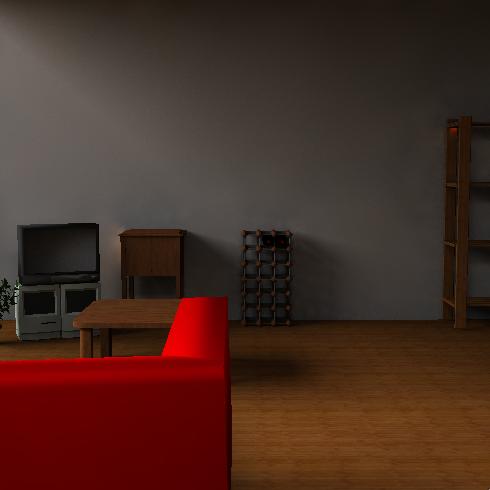 Pixel Room Level