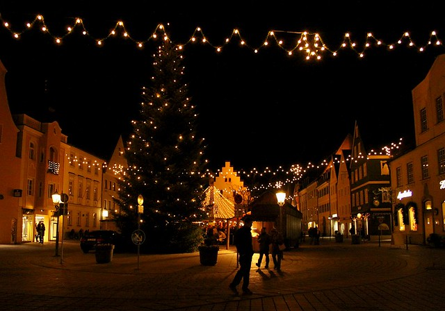 Schongau Weihnachtsmarkt.Christmas Market Schongau Weihnachtsmarkt In Schongau Flickr