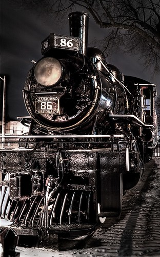 Canadian Steam Engine 86 | by M Champagne