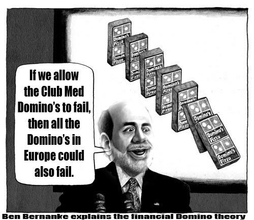 DOMINO'S THEORY