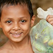 Young Boy with Fruit - Rangamati, Bangladesh