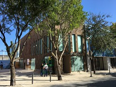 Christian Louboutin Store Covered In Bark Design District