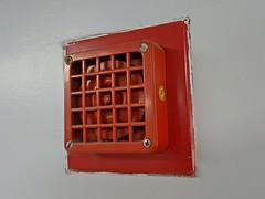 Ellenco 350 fire alarm horn