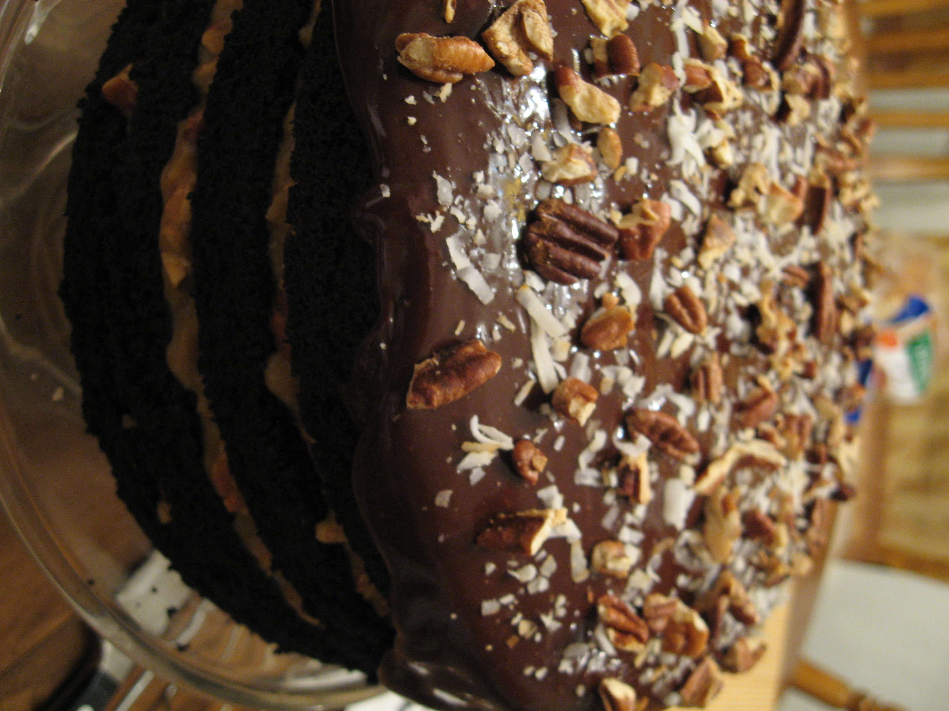Bobby Flay German Chocolate Cake