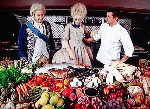 Rant the supersizers eat the french revolution tv review for 18th century french cuisine