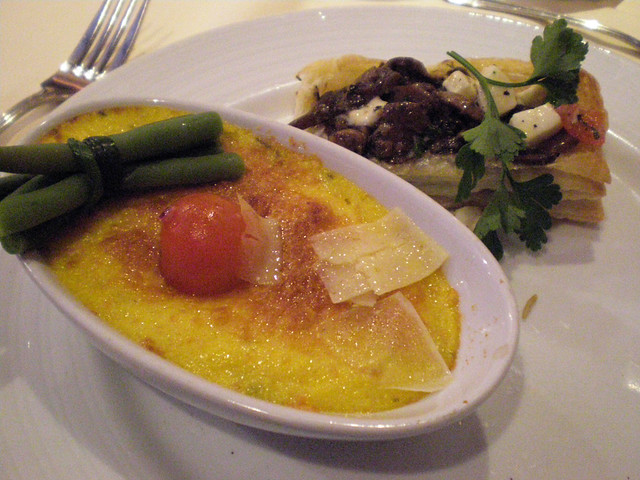 Baked Herb Polenta with Ragout of Wild Mushrooms (Carnival… | Flickr ...