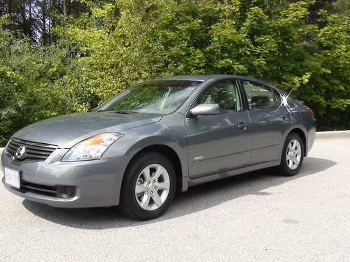 REVIEW NISSAN ALTIMA