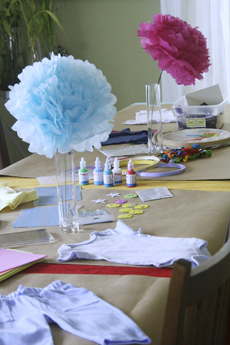 31experiment baby shower for Baby shower decoration sets