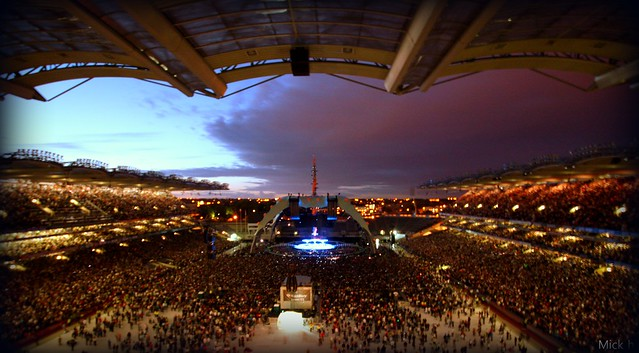 Take me to your leader...U2 360° Dublin