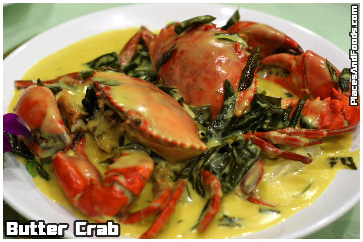 Bangsar seafood garden restaurant food review one for Airasia japanese cuisine