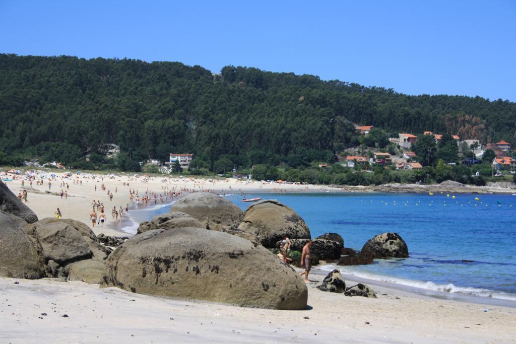 Praia de Areabrava