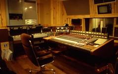 theatre(0.0), musical instrument(0.0), auditorium(0.0), audio engineer(0.0), player piano(0.0), studio(1.0), recording(1.0),
