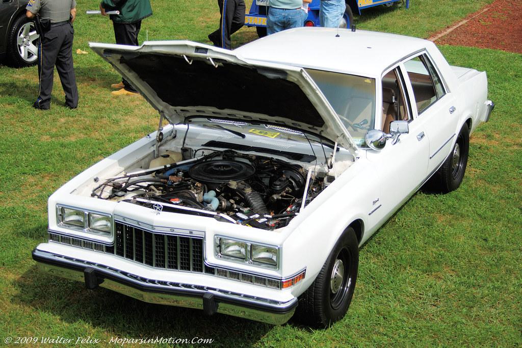 1989 Dodge Diplomat