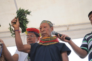 Cofan spiritual elder