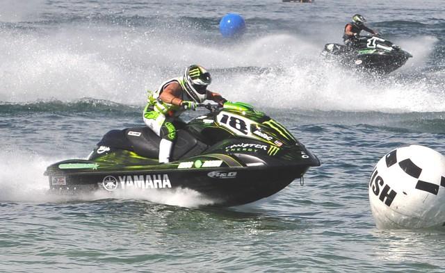 Yamaha Supercharged Waverunner
