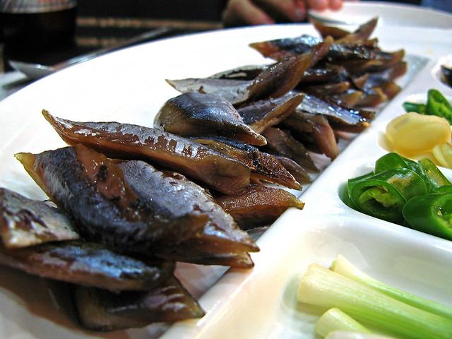 fermented fish ������ kwamegi flickr photo sharing